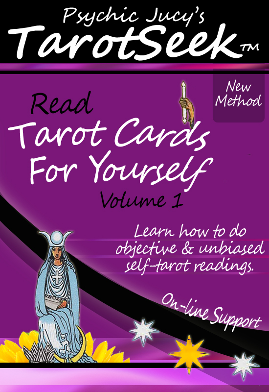 how to read tarot for yourself